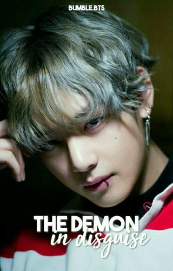 the demon in disguise bts v shyla wattpad