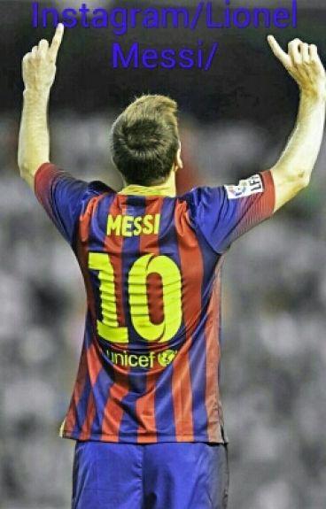 Instagram/Lionel Messi/