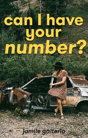 Can I Have Your Number? by JamileGalterio