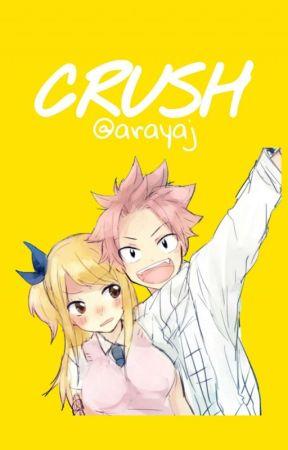 'Crush' Nalu Highschool AU by arayaj