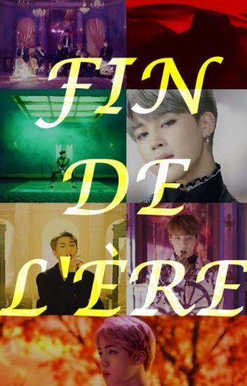 fin de l'ère: BTS SugaKookie, JiHope, TaeKook, YoonSeok, TaeJin, NamJin...