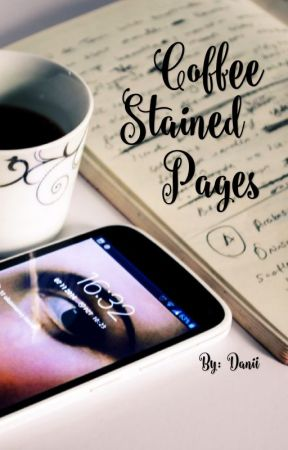 Coffee Stained Pages by Sk8rGyrl