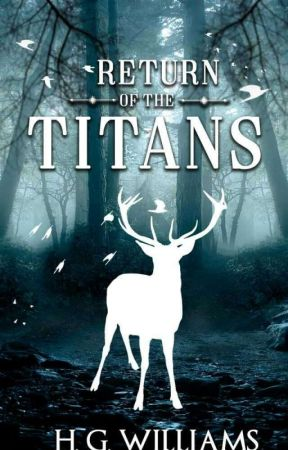 Return Of The Titans - SECOND DRAFT by GraceNightingale