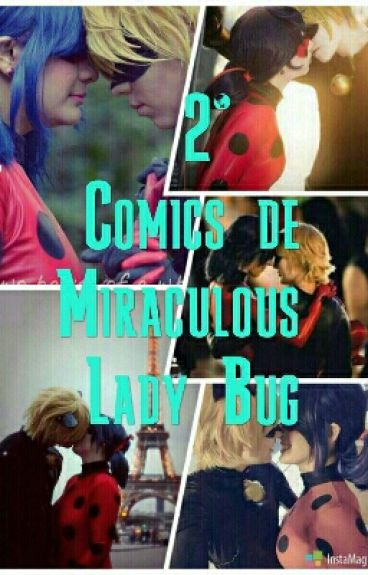 2° Comics de Miraculous Lady Bug