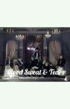 [IMAGINE][BTS]: Blood Sweat& Tears by -Ilbi-