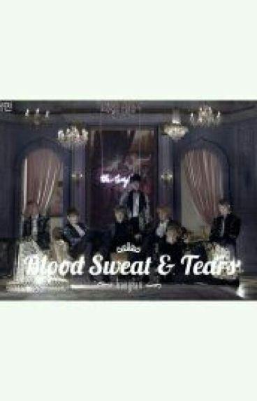 [IMAGINE][BTS]: Blood Sweat& Tears