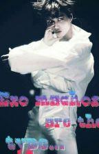 Exo machos are the type↪Exo/OT12 by Kim88Aeri