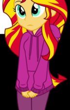 Why? (mlp sunset shimmer  x reader) by TheForgottenNight