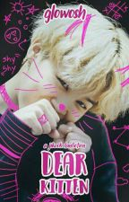 dear kitten ✿ jikook by jimoonight