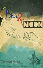 Blue & Moon  by cochochip_