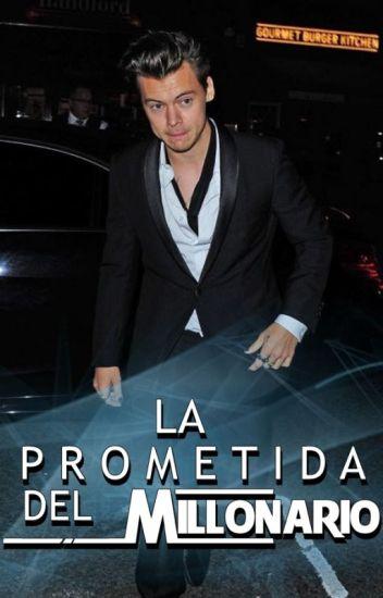 La prometida del millonario (4)  - Harry Styles TERMINADA