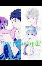 qué pasó aquí?... (makoharu y sourin) by IlseSamantha
