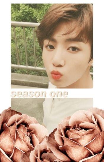 e se você namorasse o jungkook? ✿ season one [the book]