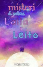 Misteri Di Antara Laila & Leito by evannajb