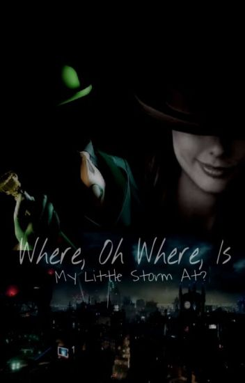 Where, oh where, is my little Storm at? {Sequel to Riddle me Kat!}