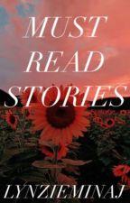 BEST WATTPAD STORIES by LynzieMinaj
