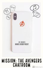 mission: chatroom | avengers x reader by writernyxx