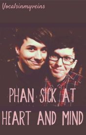 Phan - Sick at Heart and Mind by daysofcolour