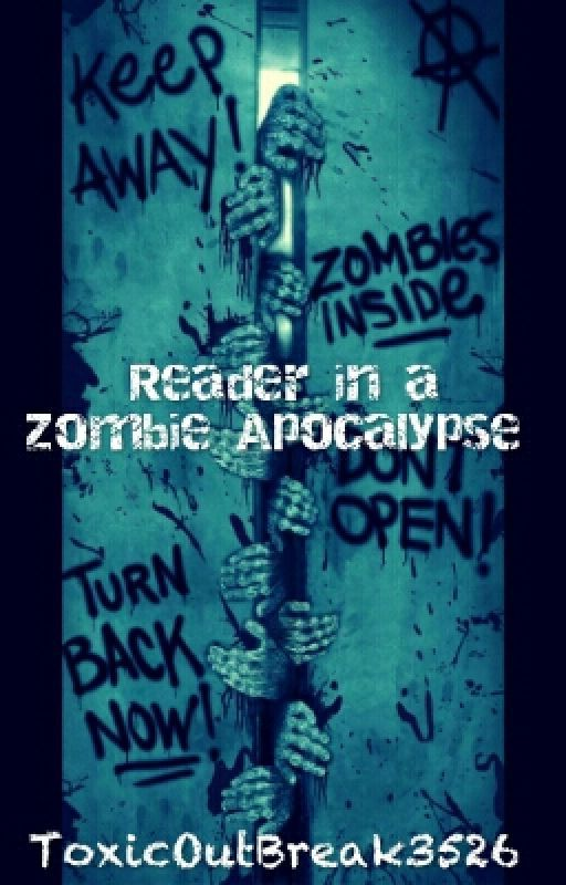 Reader in a Zombie Apocalypse by ToxicOutbreak3526