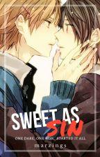Sweet As Sin 「Garrance」 by pastelghosts