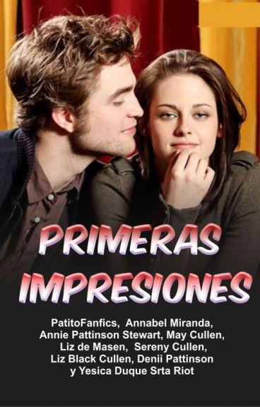 PRIMERAS IMPRESIONES