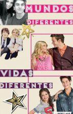 Mundos diferentes,Vidas Diferentes (SoyLuna) by MaiBelen_SoyLuna