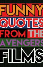 Funny Avengers Quotes  by _bandaddicted_