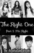 The Right One by AssylaSayDaisuki