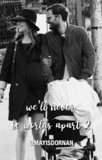 Damie • We'll never be worlds apart II.  by thedamiedaughter