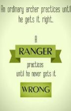 Ranger's apprentice: The lost ranger by Datsun1200