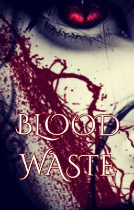 Blood waste by Gitte_donker