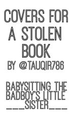 Covers For A Stolen Book by charliegotcaught