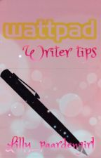 Writer tips  by Lilly_paardengirl