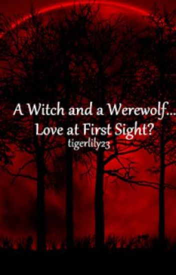 A Witch and a Werewolf... Love at First Sight?