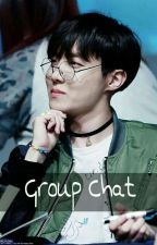 BTS GROUP CHAT (EVERYBODY LOVE HOSEOK) by justlikedd