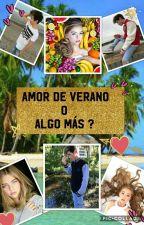 ¿Amor De Verano O Algo Mas? (Brandon rowland) by kathii_conii