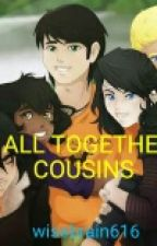 All Together, Cousins by wisebrain616