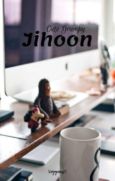 Cute Grumpy Jihoon