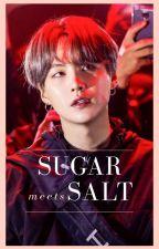 Sugar Meets Salt - Min Yoongi by hi_yeseoul
