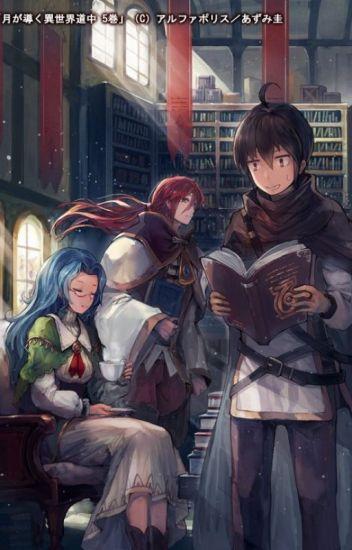 Đọc Truyện Tsuki ga Michibiku Isekai Douchuu - TruyenFun.Com