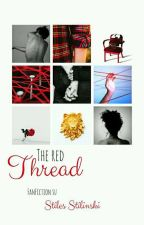 The red thread [stiles stilinski] 2 by rosedeaton