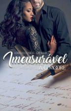 Desencontros - Série Avassaladores - Livro 2 by LuzianaMAgom