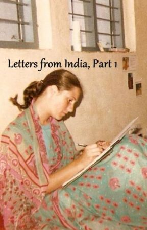 Letters from India by DivyaWeed