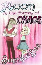 Moon vs The Forces of Chaos by bumble_bee129