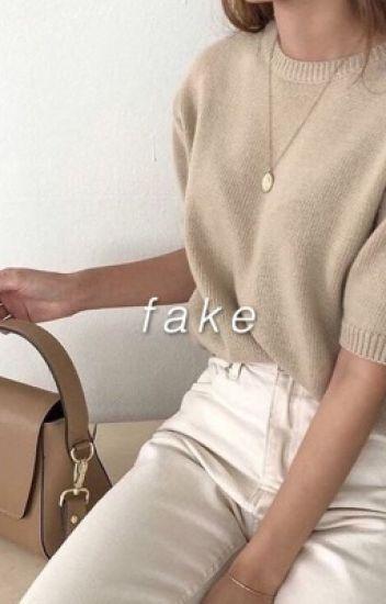 fake [s m] - s - Wattpad