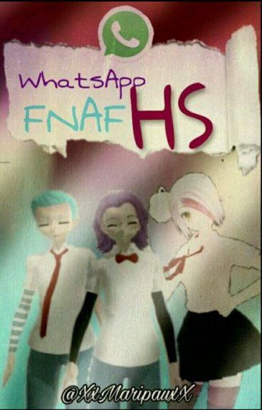 WhatsApp [FNAF HS]