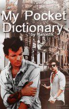 My pocket dictionary /larry/ |Texting| by Haroldik