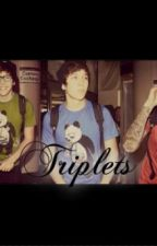 Triplets (Austin, Carter, and Dustin Mahone) by MahonesChick
