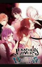 Immagini a caso di Diabolik Lovers  by dedechan15