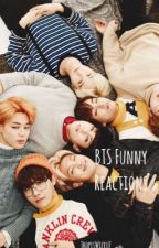 BTS Funny Reactions/What If's by AsianObsessed123